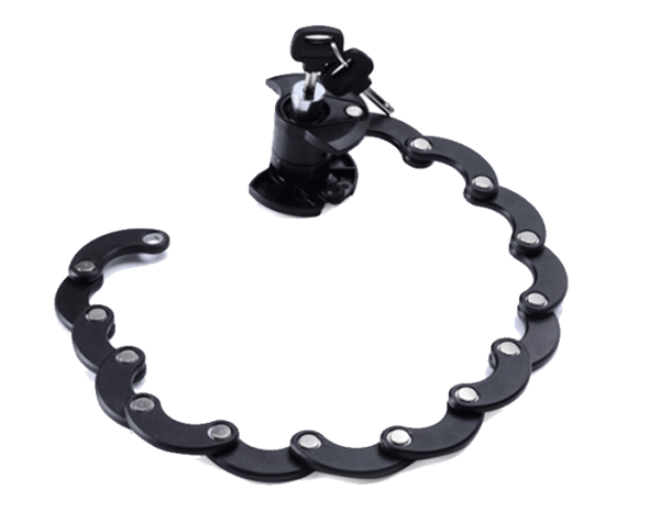 Foldable Chain bicycle Lock