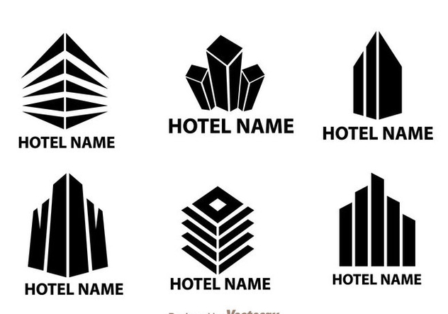 Big Hotel Logo Vectors Free Vector Download 272393