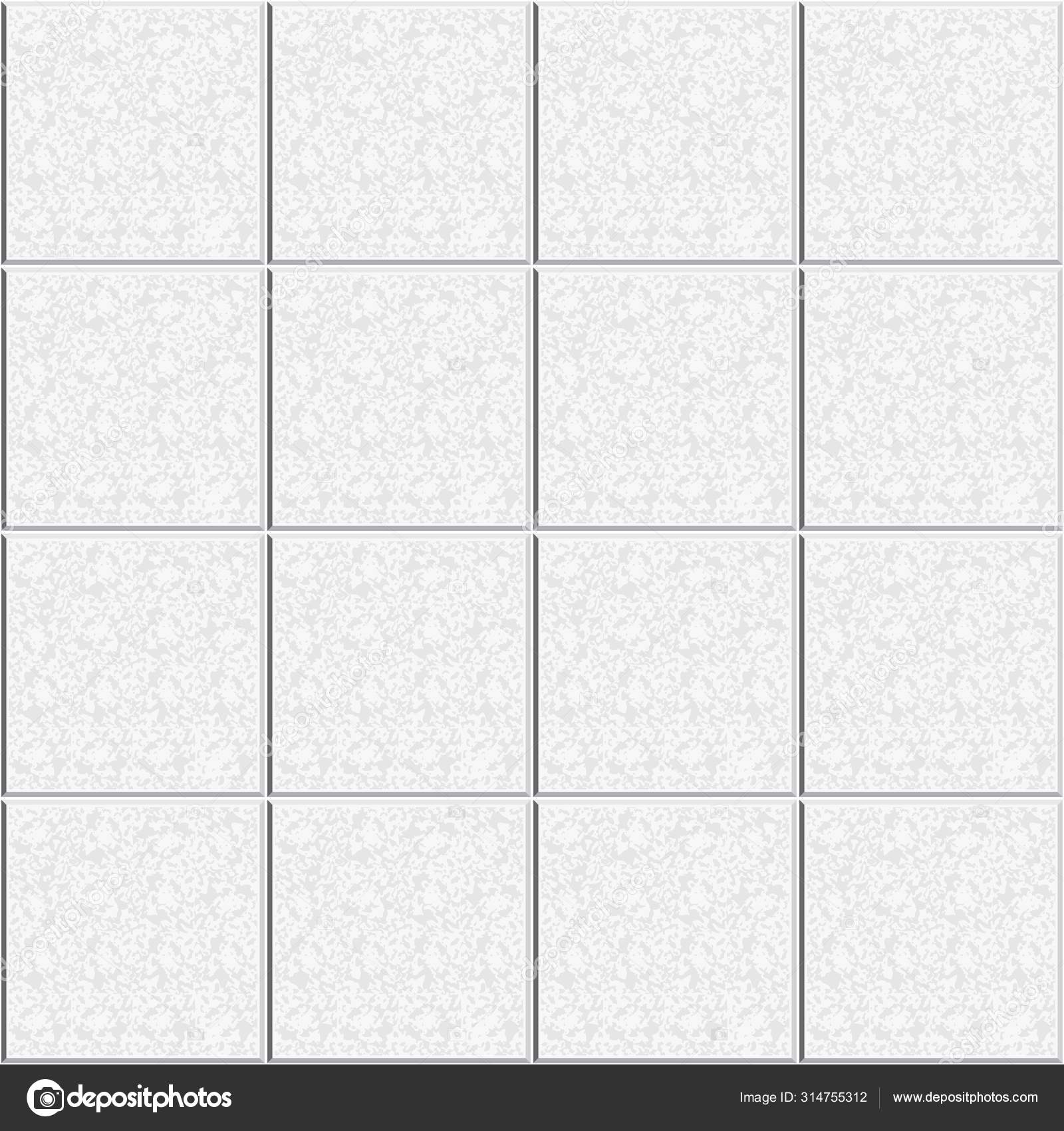 abstract seamless square pattern marble tile floor gray white ceramic vector image by c imouu007g gamil com vector stock 314755312