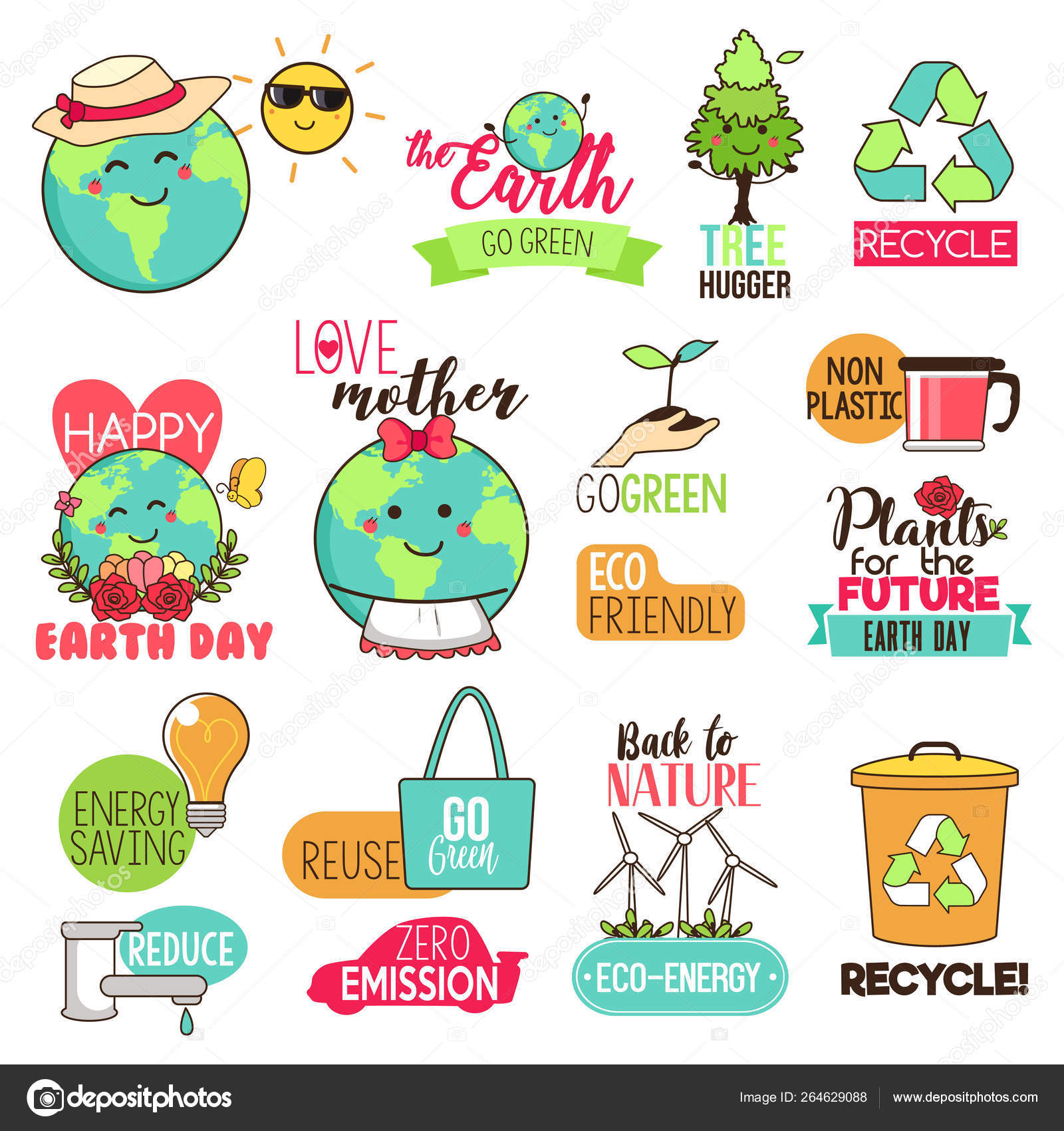 Images Earth Day Clip Art