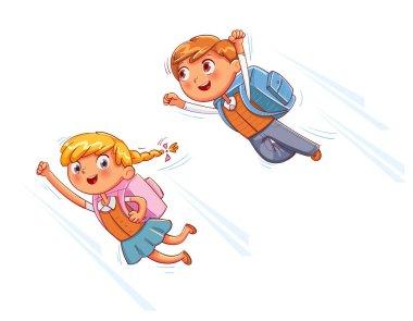 ✅ superhero kids premium vector download for commercial use. format: eps, cdr, ai, svg vector illustration graphic art design