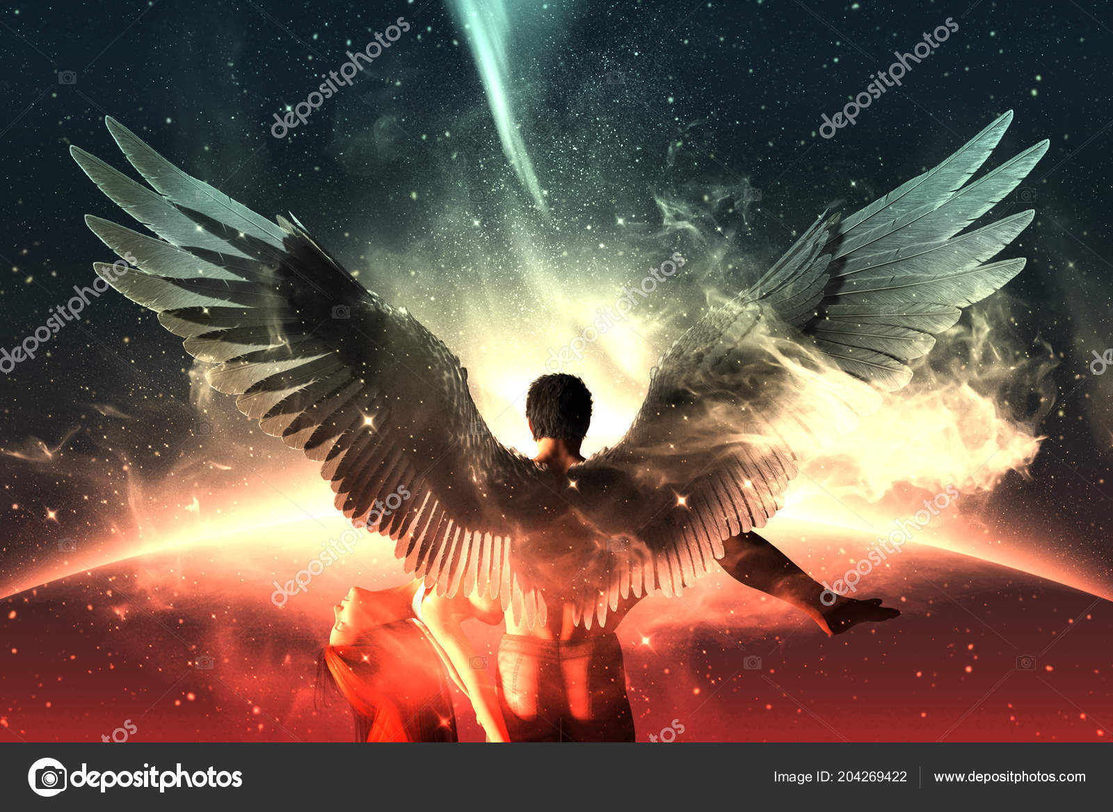Áˆ Guardian Angels Stock Photos Royalty Free Angel Pictures Download On Depositphotos
