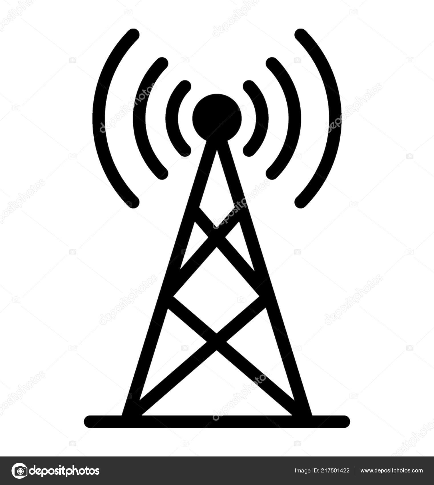 Wireless Internet Signals Network Tower Wireless Antenna