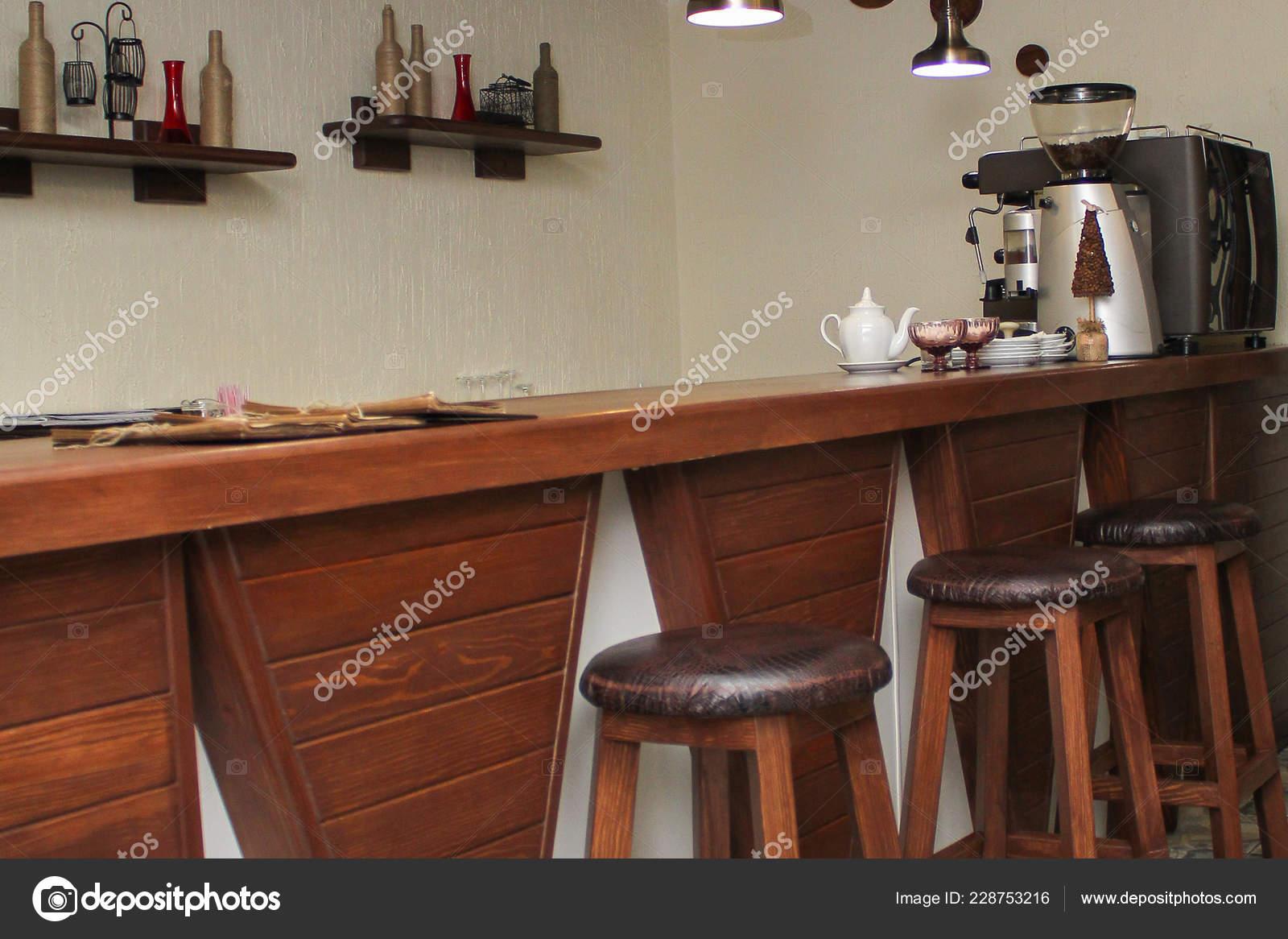 https depositphotos com 228753216 stock photo cafe interior design bar wooden html