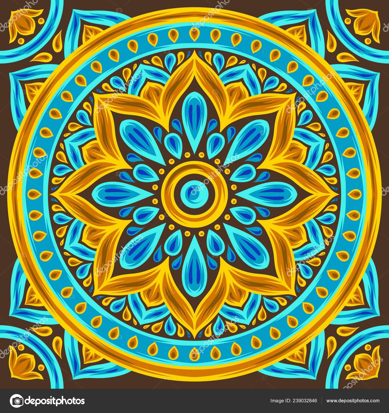 https depositphotos com 239032846 stock illustration moroccan ceramic tile pattern html