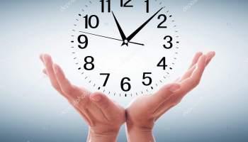 Resultado de imagen para foto del reloj del tiempo