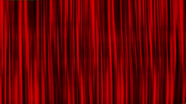 red curtain green screen opening red curtain chroma key background closing opening red curtain 4k stage animation opening green screen effect red curtain spotlight closing opening green screen 4k