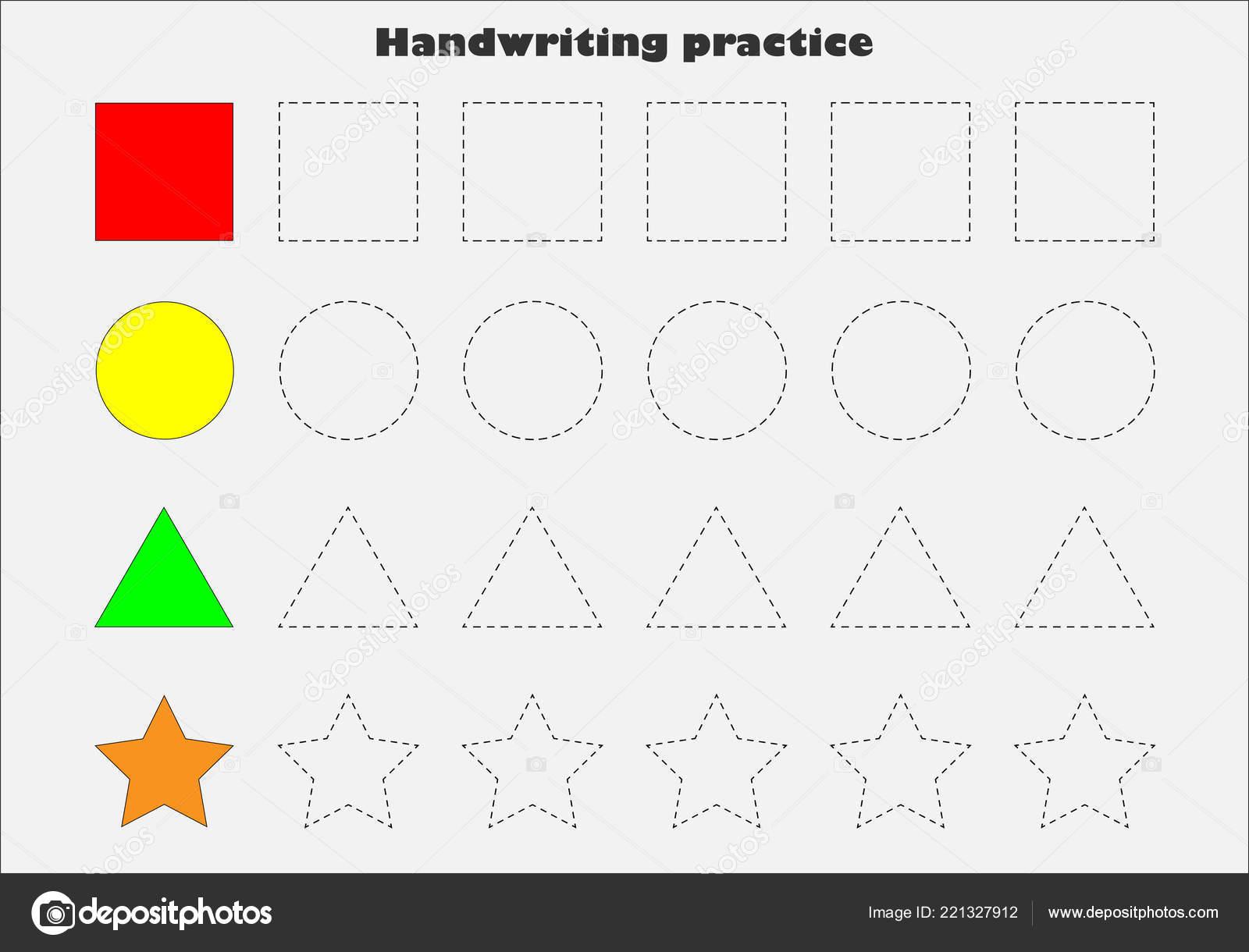 Preschool Activities Worksheet For Kids