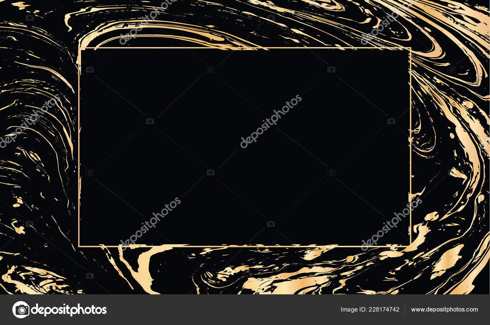 https depositphotos com 228174742 stock illustration vector black and gold design html