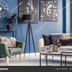 Mint Green And Gold Living Room Elegant Decorative
