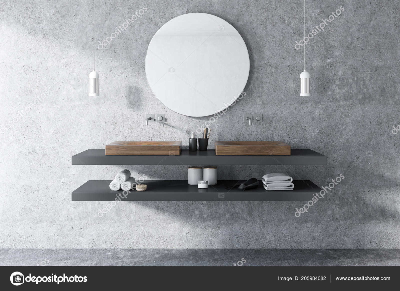 https depositphotos com 205984082 stock photo front view wooden double sink html
