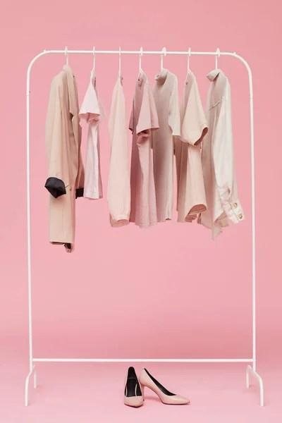 57 549 clothes rack stock photos