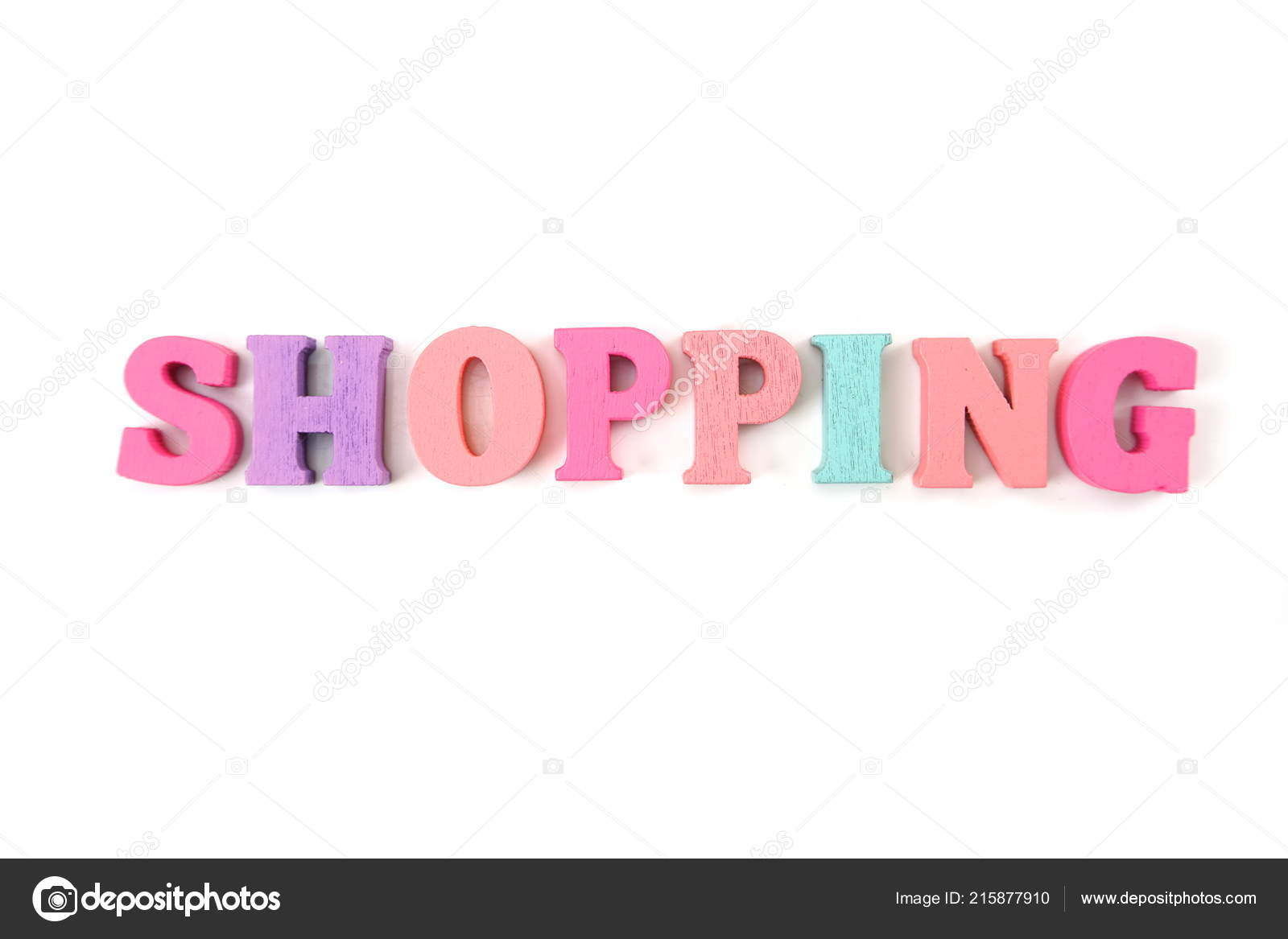 Ever Lets Go Shopping Clipart