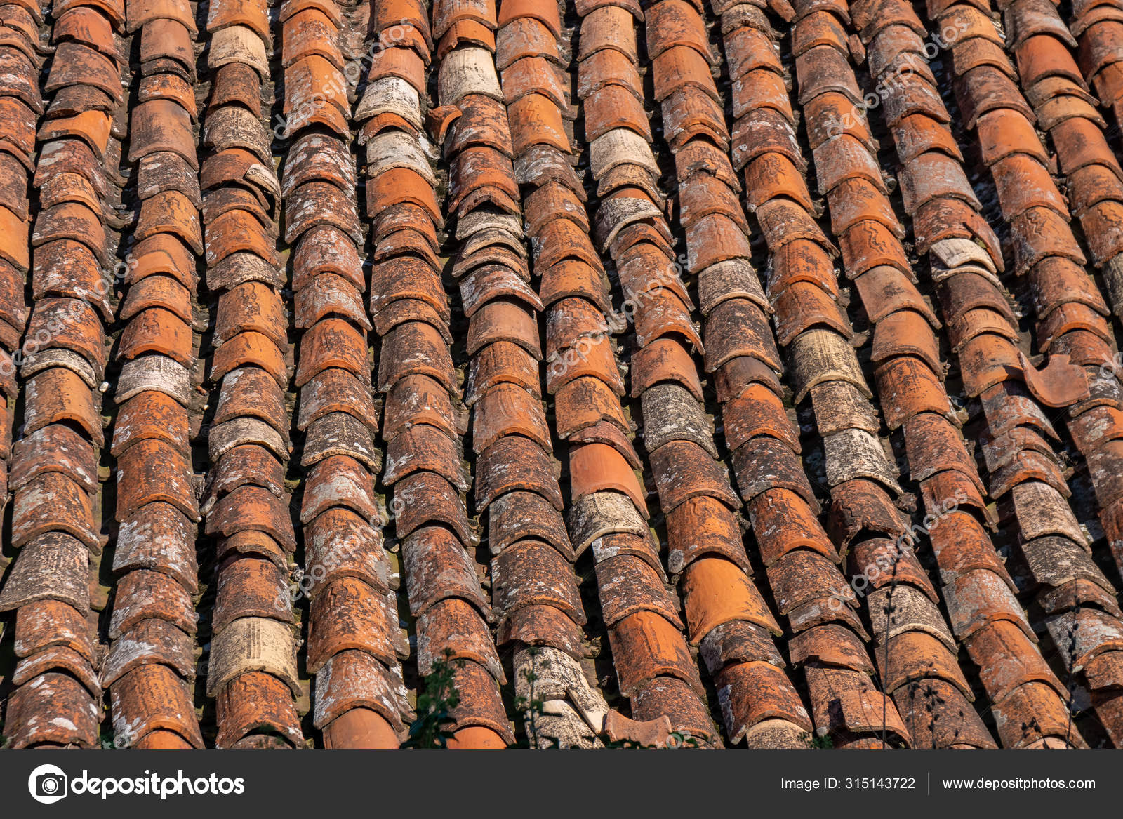 old red tiles roof background house roof stock photo image by c samurkas 315143722
