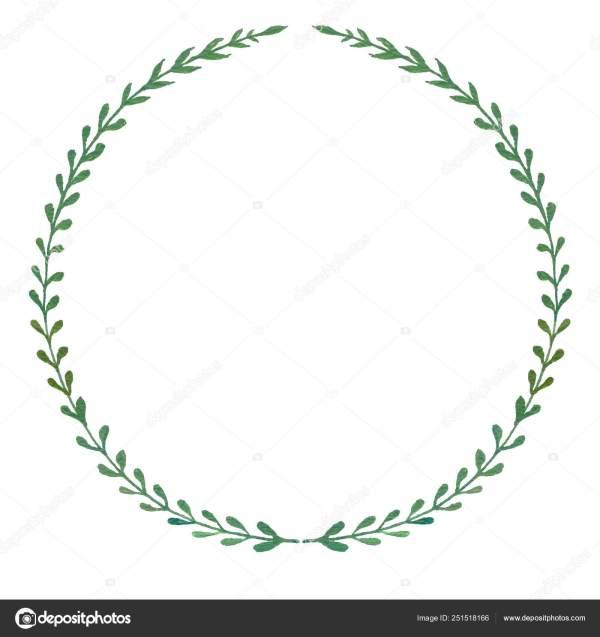 wreath template # 33