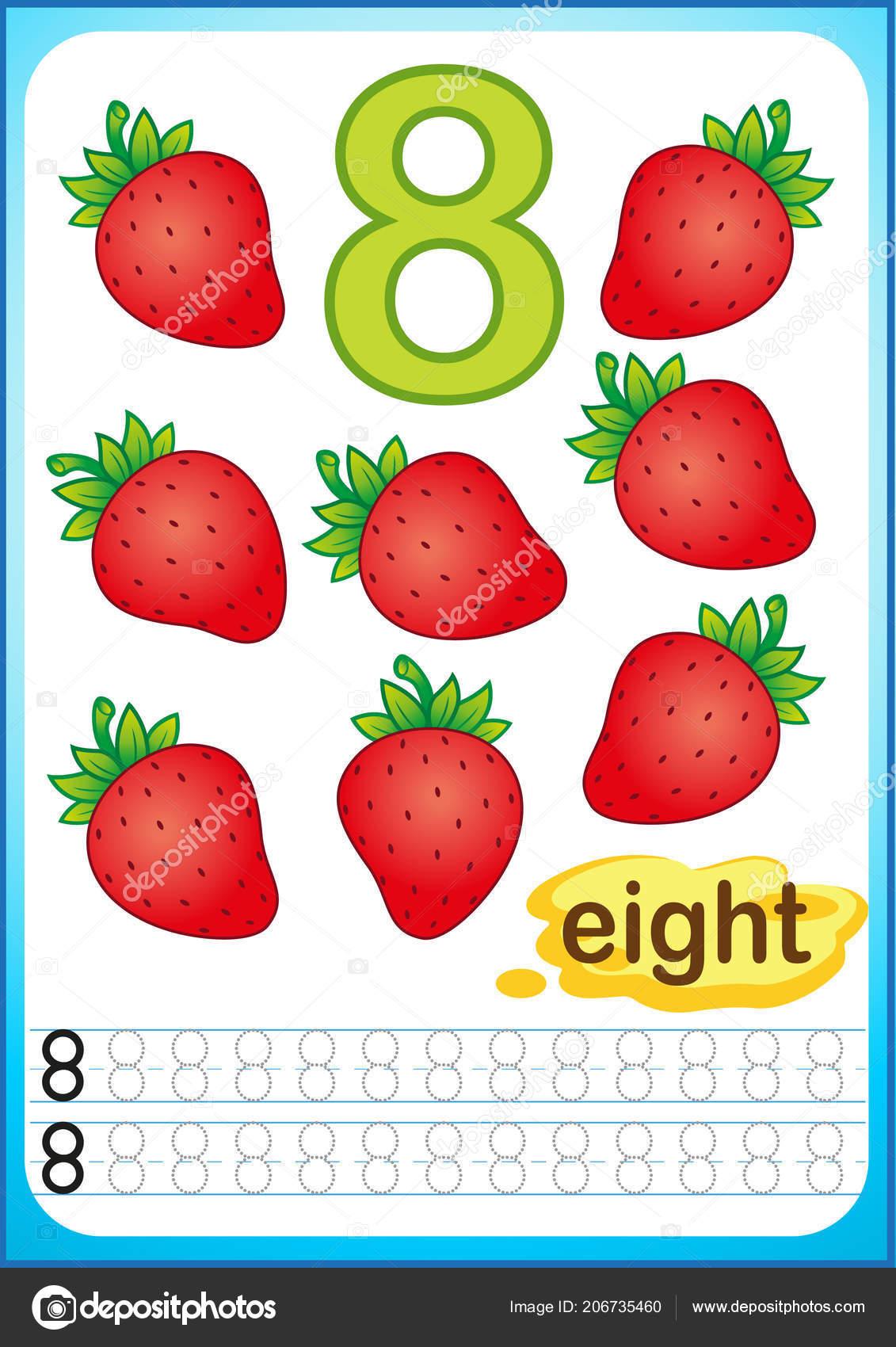 Hoja Trabajo Imprimible Para Jardin Infantes Preescolar Cosecha Frutas Bayas