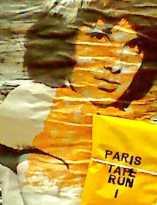 Paris Tape Run, tourist edition