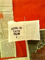 Berlin Tape Run, tourist edition