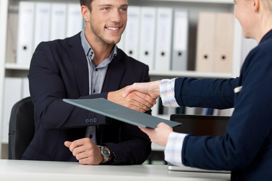 job interviewer