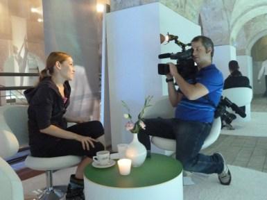 Iana Balova im Interview