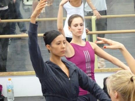 Elisa Carrillo Cabrera und Elodie Estève