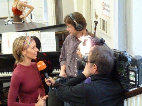 Alessandra Pasquali im Interview