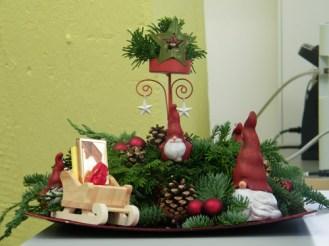 ... die Weihnachtswichtel.