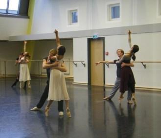 Marian & Iana, Dmitry & Elisa, Alexej und Shoko