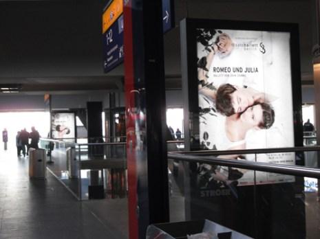 ... ihr uns z. B. am Hauptbahnhof Berlin!