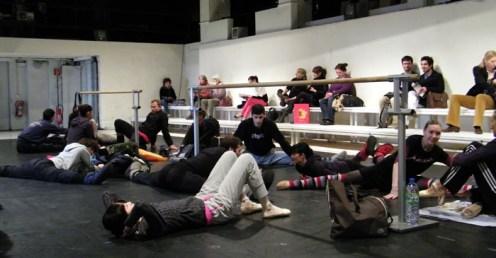 Im Rahmen des IV. INTERNATIONAL DANCE SUMMIT 2012...