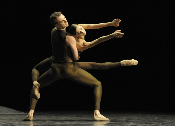 ARCANGELO (Nacho Duato): Polina Semionova & Michael Banzhaf