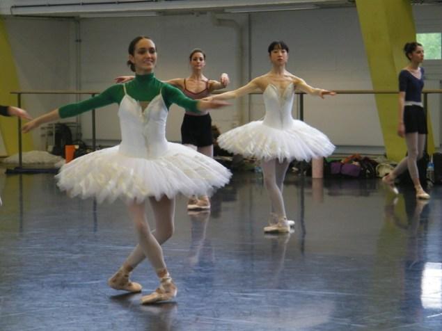 Sarah Mestrovic und Aoi Suyama