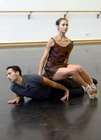 Krasina Pavlova und Arshak Ghalumyan (c) Bettina Stöß