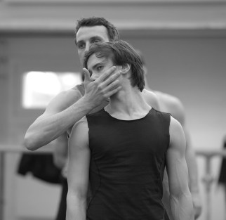 Michael Banzhaf und Alexander Shpak © Bettina Stöß