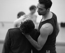 Vladislav Marinov und Arshak Ghalumyan © Bettina Stöß