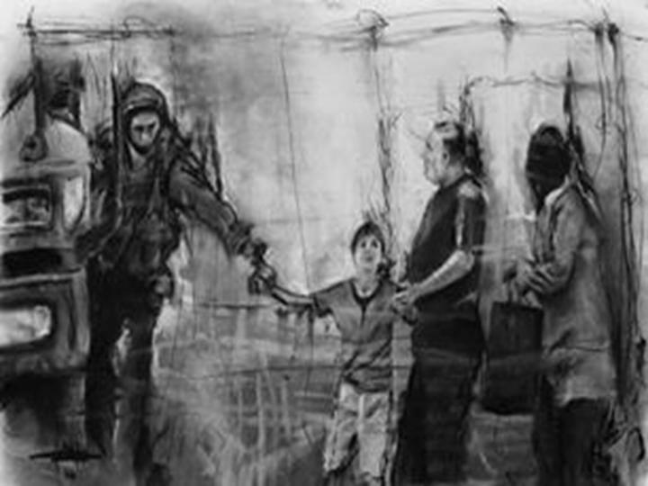 tekening_arrestatie