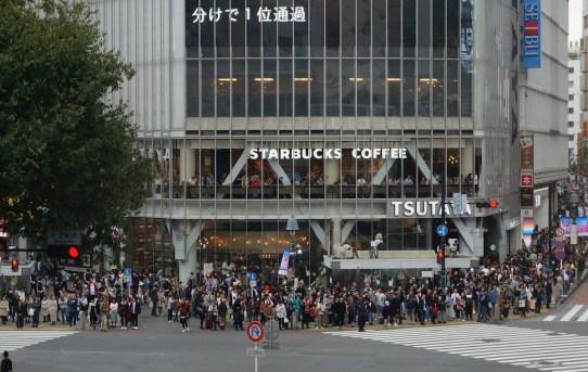 売上世界一のスタバは渋谷!? SHIBUYA TSUTAYA店