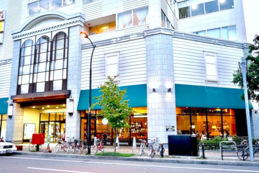 スタバ 札幌円山店