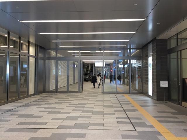 名古屋ゲートタワー1階