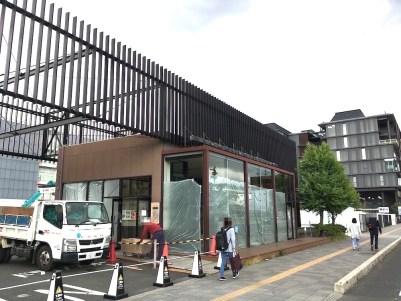 京都リサーチパーク スタバ 閉店