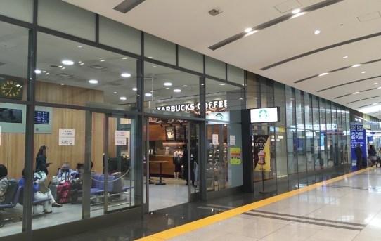 スタバ 品川駅 新幹線改札内への行き方