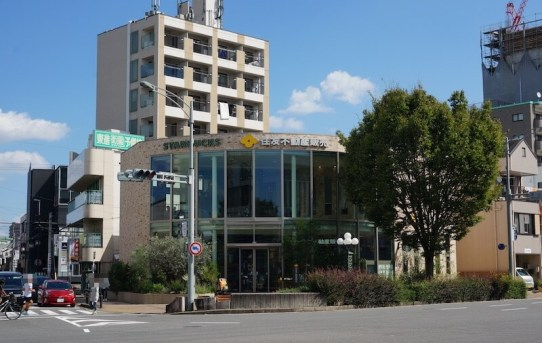 スタバ 本山駅前