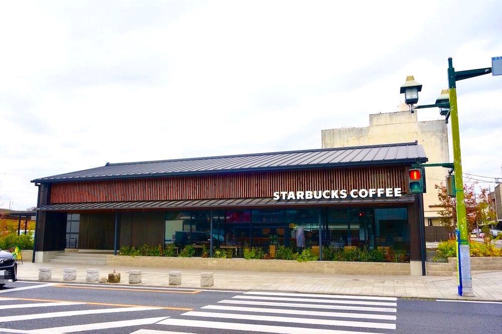 スタバ 栃木倭町店