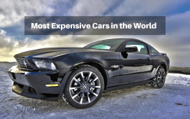 7 Most Expensive Cars in the World 2019