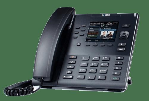 Mitel Hosted Phone