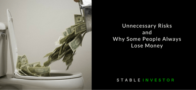 Why Some People Always Lose Money
