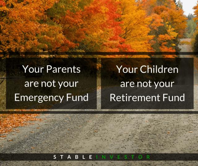 Parents Children Emergency Retirement Fund
