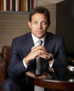 Jordan Belfort Wolf of Wall Street