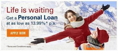 Personal Loan - Vacation