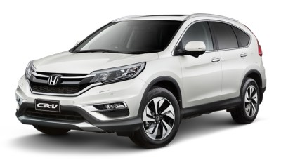 Honda CRV India Prices